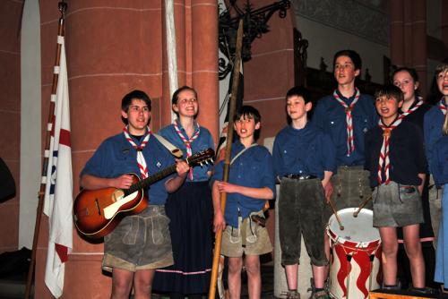 Rheinischer Singewettstreit 2013, Foto: Benno Kesting