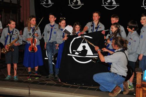 Sieger Fahrtengruppen 1, RSW 2018, Foto: Scouting