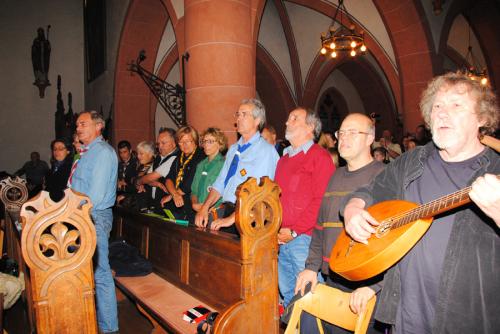 Rheinischer Singewettstreit 2014, Foto: Benno Kesting
