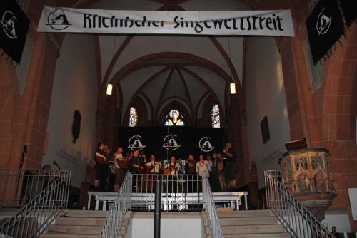 Rheinischer Singewettstreit 2011, Foto: Benno Kesting