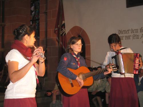 Rheinischer Singewettstreit 2009, Foto: Benno Kesting