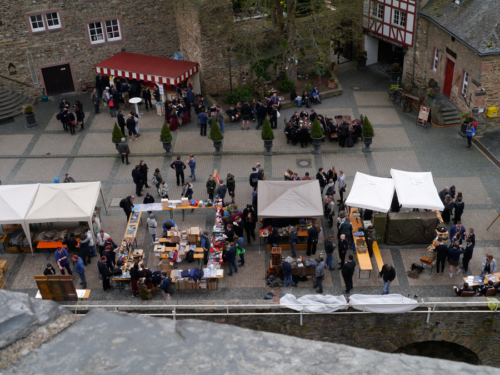 Rheinischer Singewettstreit 2019, Flohmarkt, (c) Karin Stoverock